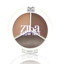 The Brow Trio by Ziba Beauty