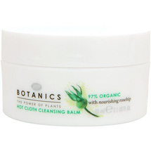 Hot Cloth Cleansing Balm by boots botanics