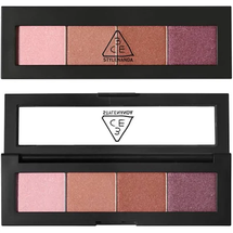Eye Shadow Palette - Saddle by 3 Concept Eyes
