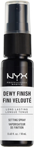 Dewy Finish Makeup Setting Spray by NYX Professional Makeup