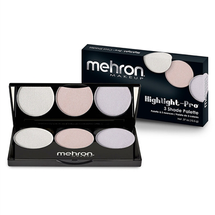 Highlight Pro 3 Color Palette by mehron