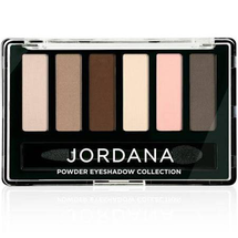 Made To Last Eyeshadow Collection - Make Me Matte by Jordana