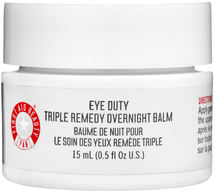 Eye Duty Triple Remedy Overnight Balm by First Aid Beauty