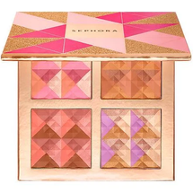 Blush, Bronzed And Ready To Glow! Face Palette by Sephora Collection