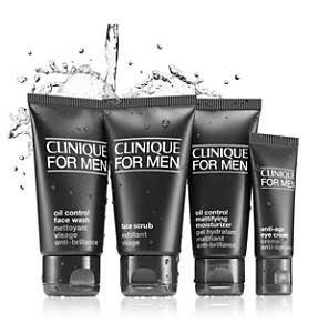 Clinique For Men Great Skin To Go Kit  by Clinique