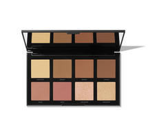 8T Totally Tan Face Palette by Morphe