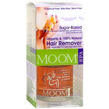 Organic Hair Removal Kit With Lavender by moom