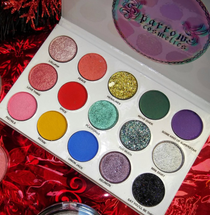 Power Of 5 Palette by Sparrow Cosmetics