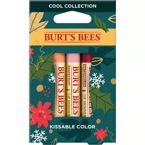 Color Holiday Lip Shimmers In Gift Box by Burt's Bees