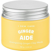 Ginger Aide Clay Mask by I Dew Care