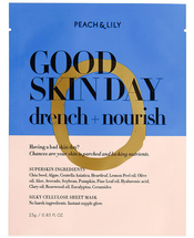 Good Day Drench + Nourish Sheet Mask by Peach & Lily