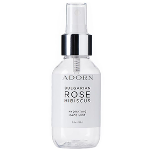 Bulgarian Rosewater Hydrating Facial Mist by Adorn Cosmetics