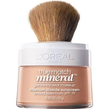 True Match Mineral Foundation by L'Oreal
