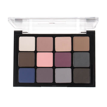 Eye Shadow Palette - Cool Mattes by Viseart