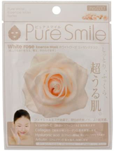 White Rose Essence Face Mask by PureSmile