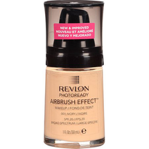 Photoready Airbrush Effect Foundation by Revlon