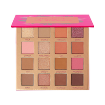 Hangin In Hawaii Eyeshadow Palette by BH Cosmetics