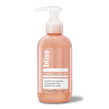 Rose Gold Rescue Gentle Foaming Cleanser by bliss