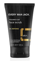 Volcanic Clay Face Scrub Oil Defense by every man jack