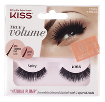 True Volume Lashes Spicy by Ruby Kisses