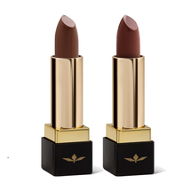 Earth Tones Lipstick Duo by Hi Wildflower