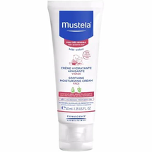 Soothing Moisturizing Face Cream by mustela