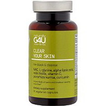 Clear Your Skin Tox Block Cleanse Supplement by Naturally G4U