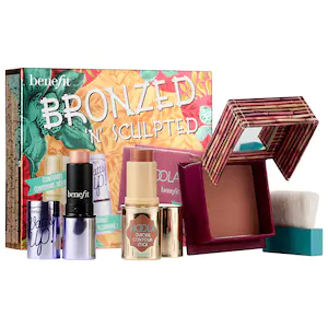 Hoola Bronzed 'N' Sculpted Contour & Highlight Kit by Benefit