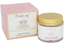 Rose Oil Overnight Gel Mask by The Creme Shop