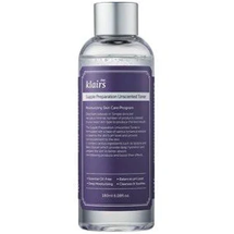 Supple Preparation Unscented Toner  by Klairs