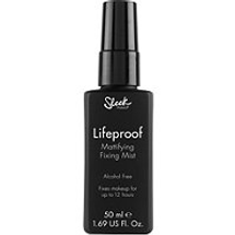 Lifeproof Mattifying Fixing Mist by sleek