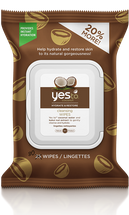 Coconut Cleansing Wipes by yes to