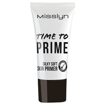 Time To Prime Silky Soft Skin Primer by Misslyn