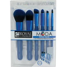Total Face Professional Makeup Brush Set by moda