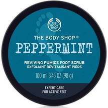 Peppermint Reviving Pumice Foot Scrub by The Body Shop