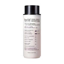 The True Decoction Anti Aging Shaking Water by belif