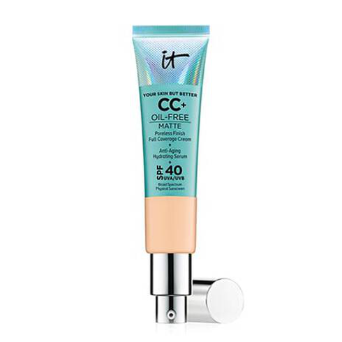 CC+ Cream Oil-Free Matte with SPF 40 by IT Cosmetics #2