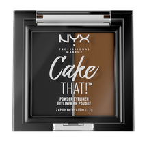 Cake That! Powder Eyeliner by NYX Professional Makeup