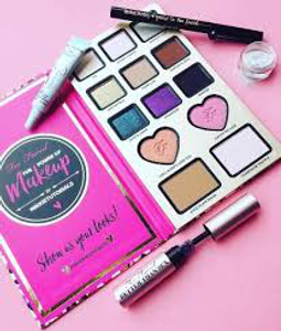 Too Faced X NikkieTutorials The Power Of Makeup Palette by Too Faced