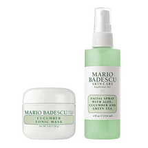Mask & Mist Duo Cucumber by mario badescu