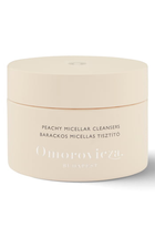 Peachy Micellar Cleansers by omorovicza