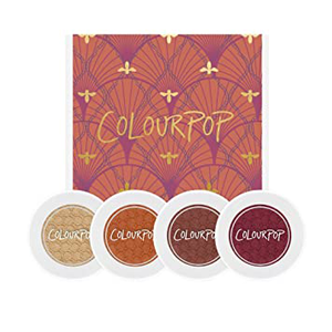 Zingara Super Shock Shadow Collection by Colourpop