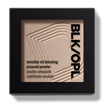 Invisible Oil Blocking Pressed Powder by Black Opal