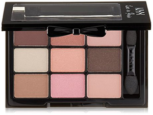 Love In Paris Eyeshadow Palette - Let Them Eat Cake by NYX Professional Makeup