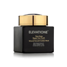 Mineral Smooth Golden Mask by Elevatione