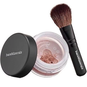 You're Brilliant All-Over Face Color & Brush Duo by bareMinerals