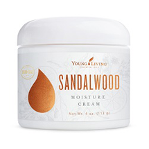 Sandalwood Moisture Cream by Young Living