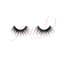Provocative Black - Ersatz Flutter Lashes by Flutter Lashes