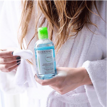 Water Cleansing And Make Up Removing Solution Reversed by Bioderma