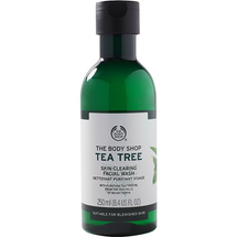 Tea Tree Skin Clearing Facial Wash by The Body Shop